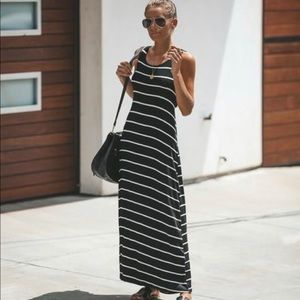 Off the coast maxi dress from Vici